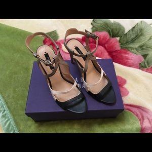 """Zara 4"""" (10 cm) heel sandals"""